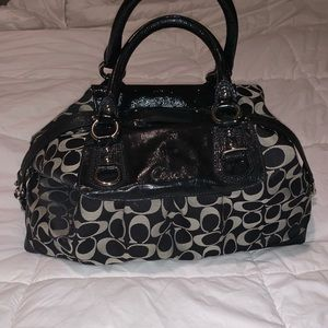 Never used authentic coach bag